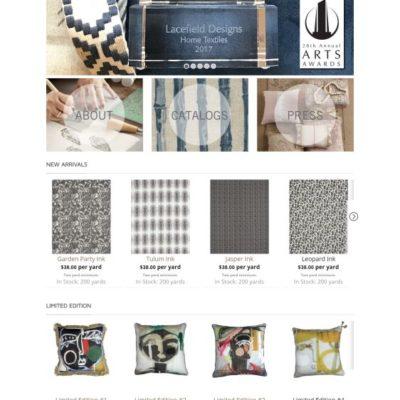 LaceField Designs Portfolio
