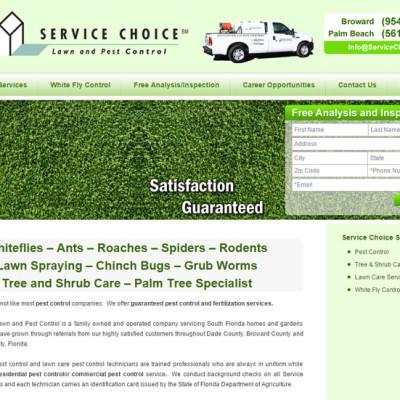 Service Choice Portfolio
